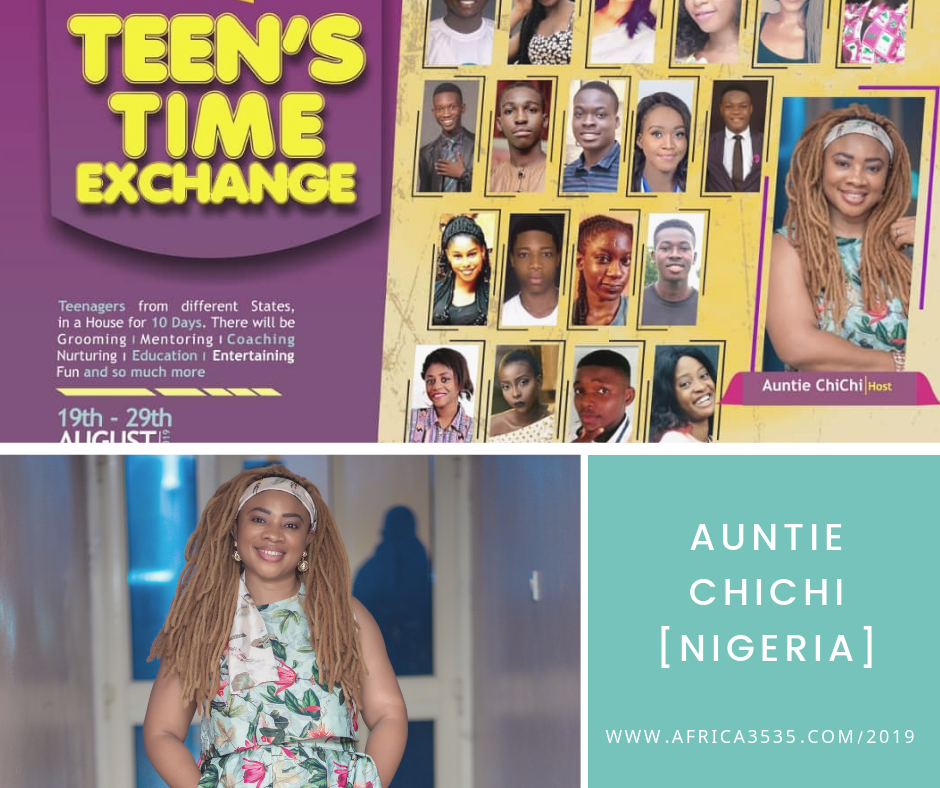 Africa 35 35 | The African Youth of the Year Awards | Les